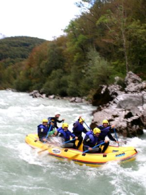 Dekal Load Bank Team Building 2016 Bovec